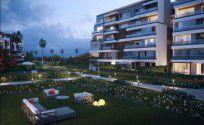 شقة في كابيتال جاردنز القاهرة الجديدة بمساحة 208 متراً