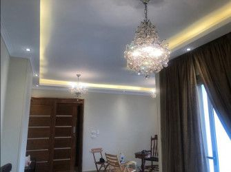 Modern decorated apartments in Degla Towers Nasr City