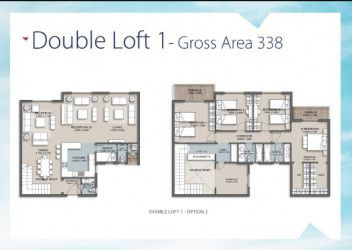 Duplex in The Loft Compound New Capital.
