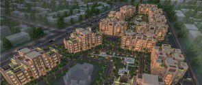 مشروع كمبوند أزادير القاهرة الجديدة