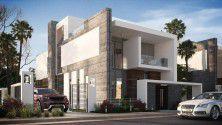 Villa with an area of 300 meters in La Vista City