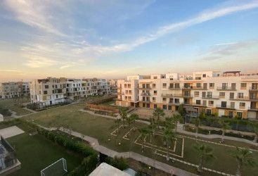Apartment in Sodic Westown Compound Sheikh Zayed
