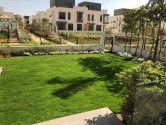 With an area of 261 meters Townhouse in Villette Compound