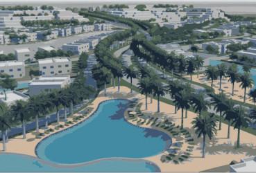 مخطط قرية المصيف الساحل الشمالي