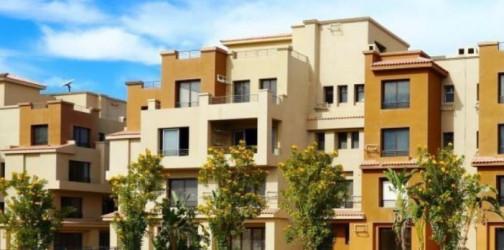 العمارات في كمبوند كازا الشيخ زايد