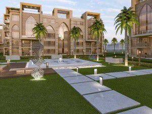 كمبوند أزادير القاهرة الجديدة