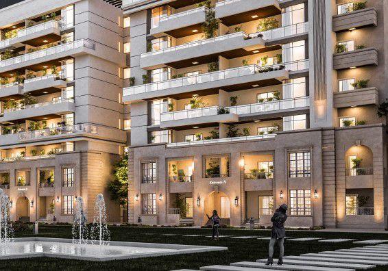 وحدات سكنية بكمبوند زافان