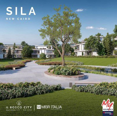 SILA NEW CAIRO Mostakbil City IL Bosco City Misr Italia