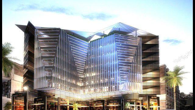 مول العاصمة الطبية بالعاصمة الجديدة