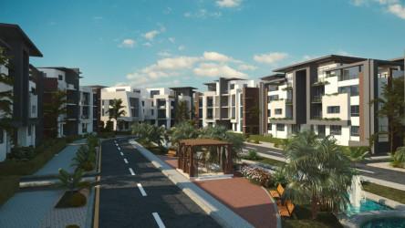 Apartments in Genova Sheikh Zayed