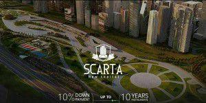 كمبوند سكارتا العاصمة الإدارية الجديدة