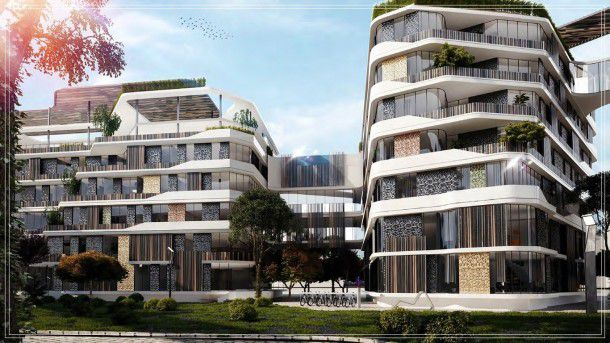 Units for sale in BloomFields new cairo