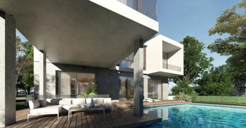 حمامات سباحة بكمبوند فينشي العاصمة الإدارية الجديدة