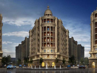 كمبوند باروك العاصمة الإدارية الجديدة