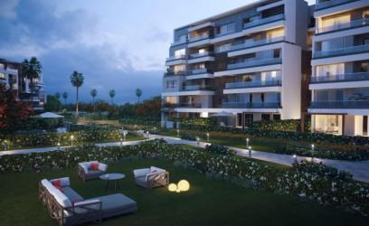 وحدات سكنية وحدائق خاصة بكمبوند كابيتال جاردنز