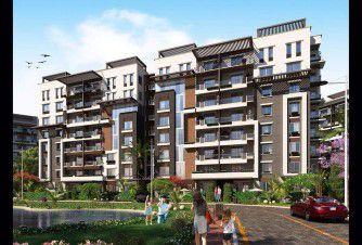 وحدات سكنية بكمبوند تاون جيت العاصمة الإدارية