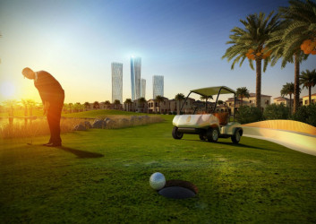 Golf Porto Cairo Mostakbal City