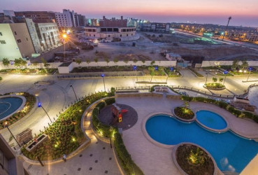 Features for Porto New Cairo Compound