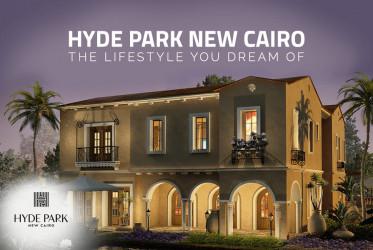 Hyde Park New Cairo