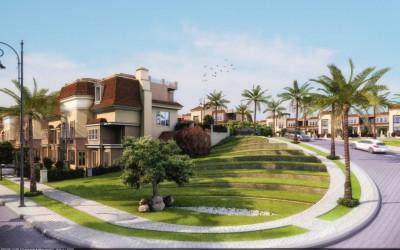 مشروع سراي القاهرة الجديدة