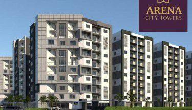 وحدات سكنية في كمبوند أرينا سيتي تاورز مدينة نصر