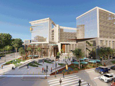 موقع مول ذا ووك المميز العاصمة الجديدة