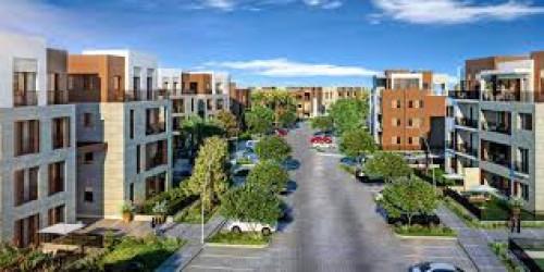 وحدات سكنية بكمبوند ديستريكت 5