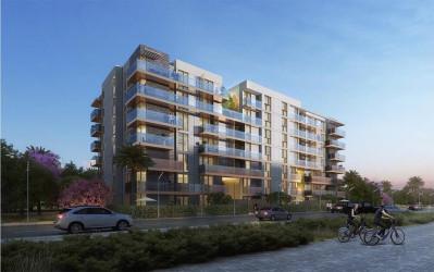 وحدات سكنية ومساحات خضراء بكمبوند ذا سيتي أوف أوديسيا
