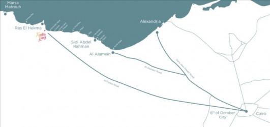 Fouka Bay North Coast